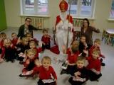 Święty Mikołaj w Przedszkolu ZDRÓJ